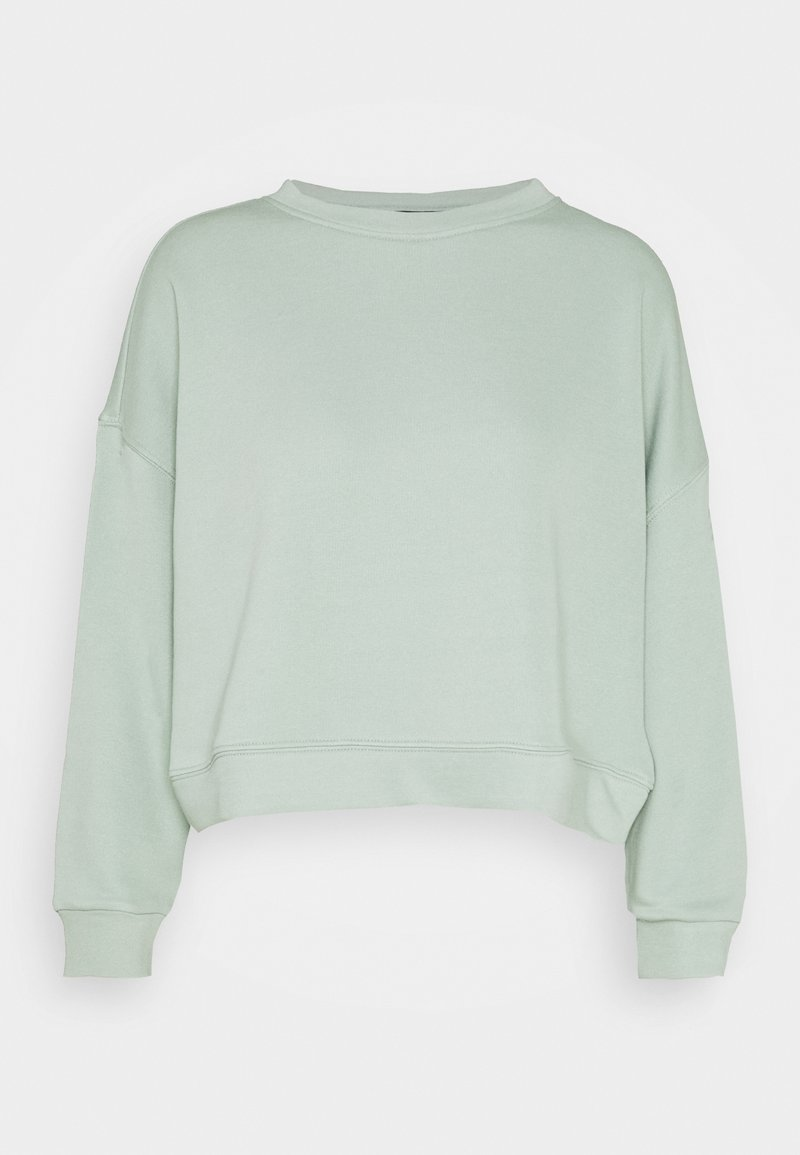 Pieces Petite - PCEMILA - Sweatshirt - jadeite
