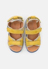 Froddo - KARLO  - Sandalias de senderismo - yellow - 3