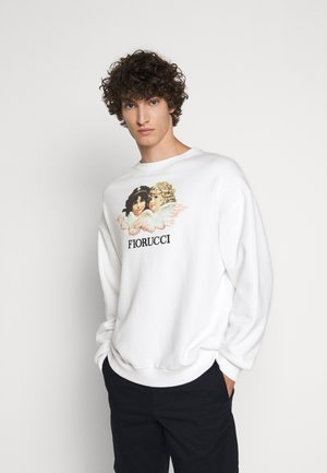 VINTAGE ANGELS - Sweatshirt - white