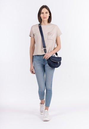 SUZA - Bum bag - blue