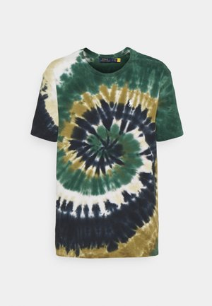 Print T-shirt - forest sprial