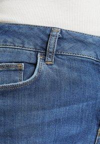 Liu Jo Jeans - MAGNETIC - Straight leg jeans - denim blue join wash - 4