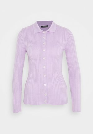 Strickjacke - lilac