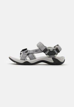 HAMAL HIKING  - Walking sandals - grey/ghiaccio