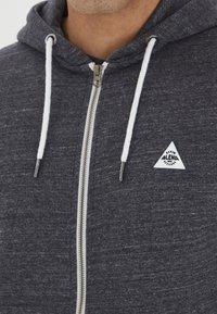 Blend - HELNO - Zip-up sweatshirt - black - 3