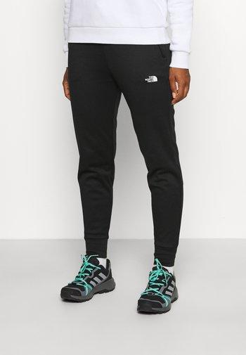CANYONLANDS JOGGER MEDIUM - Pantaloni sportivi - black