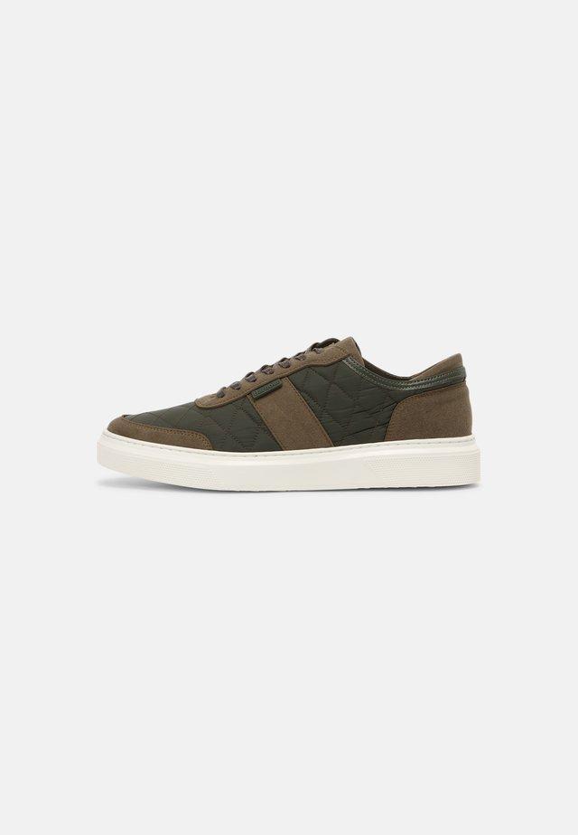 LIDDESDALE - Sneakers laag - olive