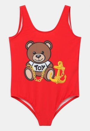 SWIMSUIT - Costume da bagno - poppy red