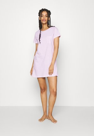 2 PACK - Nightie - white/purple