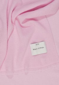 Marc O'Polo - SCARF LIGHT COZY - Scarf - bleached berry - 2