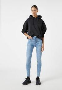 PULL&BEAR - Jeans Skinny Fit - light blue - 1