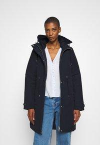 Danefæ København - NORA WINTER - Winter coat - dark navy - 0