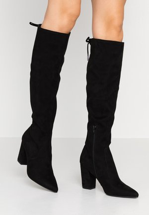 RISKY - High heeled boots - black