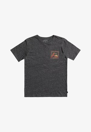 HIGHWAY VAGABOND - T-shirt imprimé - charcoal heather