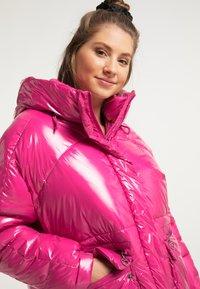 myMo - Winter jacket - fuchsia - 3