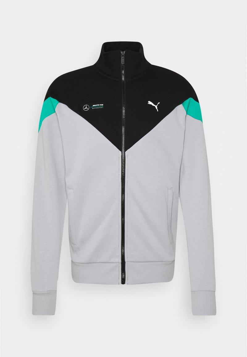 Puma - Training jacket - team silver
