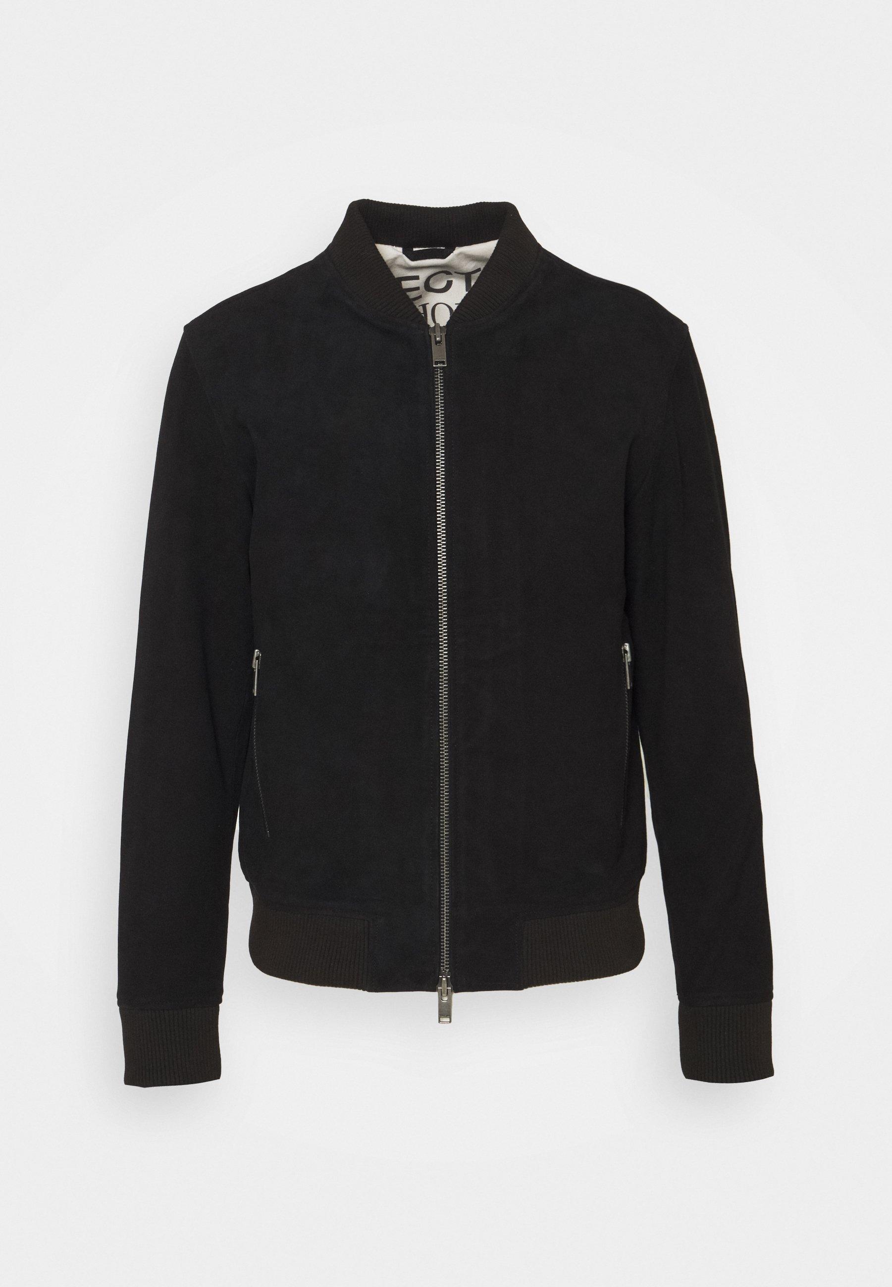 Men ICONIC - Leather jacket