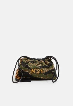 EVA BAG COULISSE - Handbag - dark green