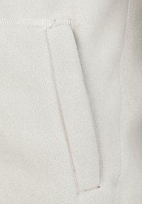 K-Way - POLAR DOUBLE - Winter jacket - white gardenia-brown - 4