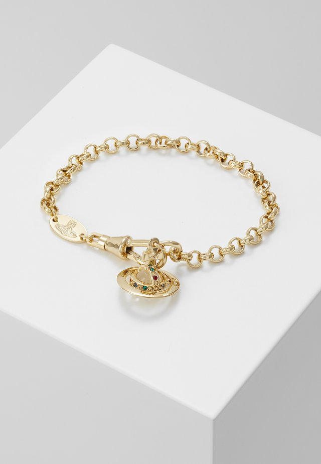NEW PETITE ORB BRACELET - Pulsera - gold-coloured
