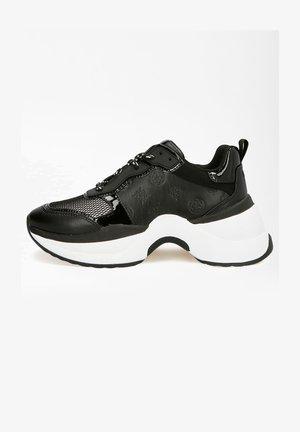 RUNNER JENNEA - Sneakersy niskie - schwarz
