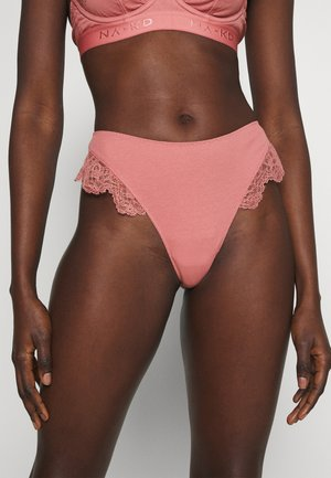 AMALIA SUPER - Thong - dusty rose