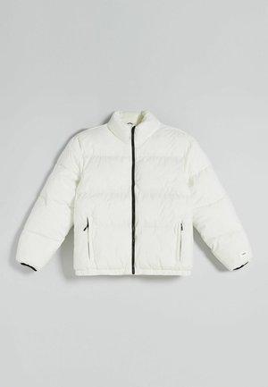 PUFFER JACKET - Summer jacket - white