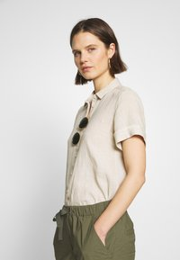 Marc O'Polo - RYGGE - Trousers - soaked moss - 3