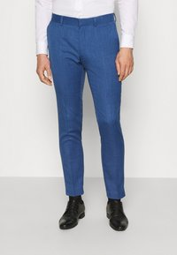 Isaac Dewhirst - WEDDING COLLECTION - SLIM FIT SUIT - Kostuum - blue - 4