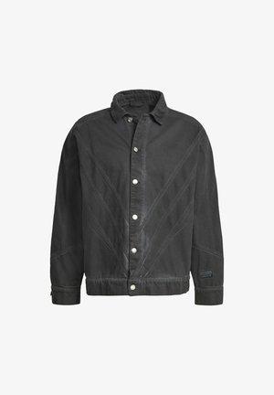 R.Y.V. DENIM JACKET - Denim jacket - black