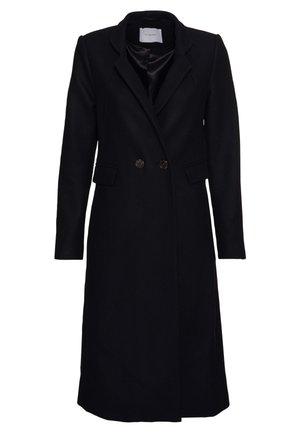 CARA - Klasický kabát - black