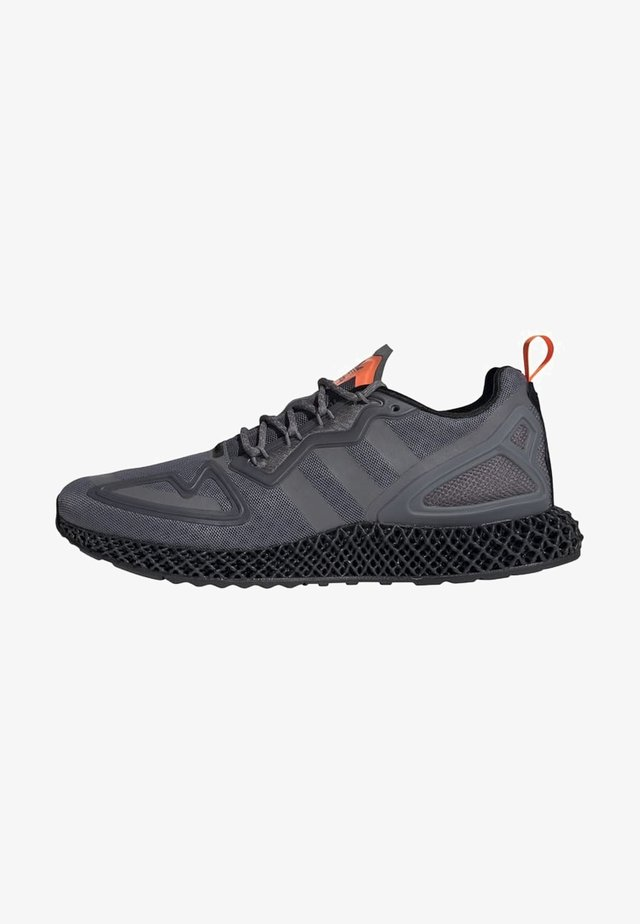 ZX 4D - Baskets basses - grey four core black solar orange