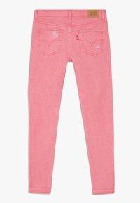 Levi's® - 710 COLOR - Jeans Skinny Fit - camellia rose - 1