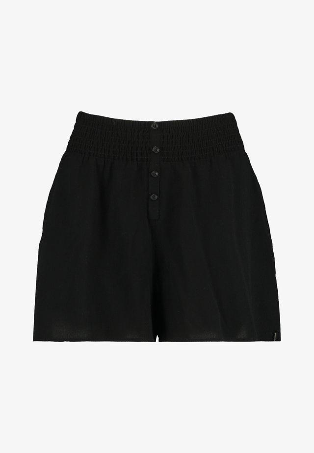 NADINE - Shorts - anthra/black