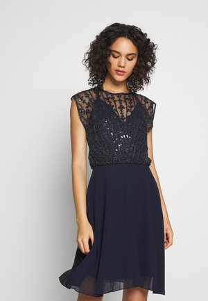 LADIES DRESS - Cocktailkjoler / festkjoler - navy blue