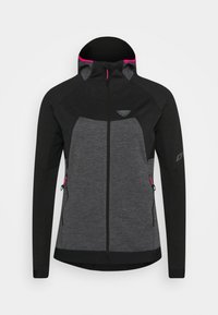 Dynafit - TOUR THERMAL HOODY - Fleece jacket - black out - 0