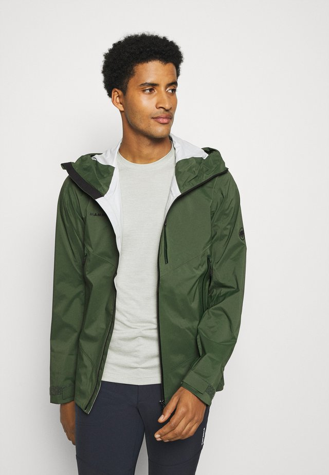 KENTO - Hardshell jacket - woods