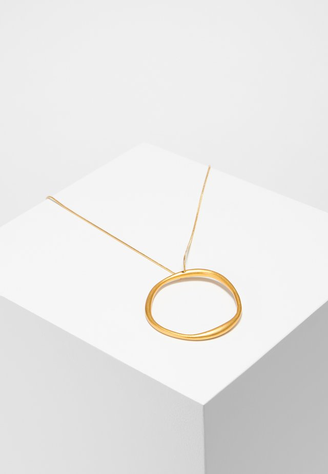 Halskette - khaki