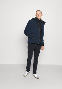 Calvin Klein - CRINKLE  - Winter jacket - blue - 1