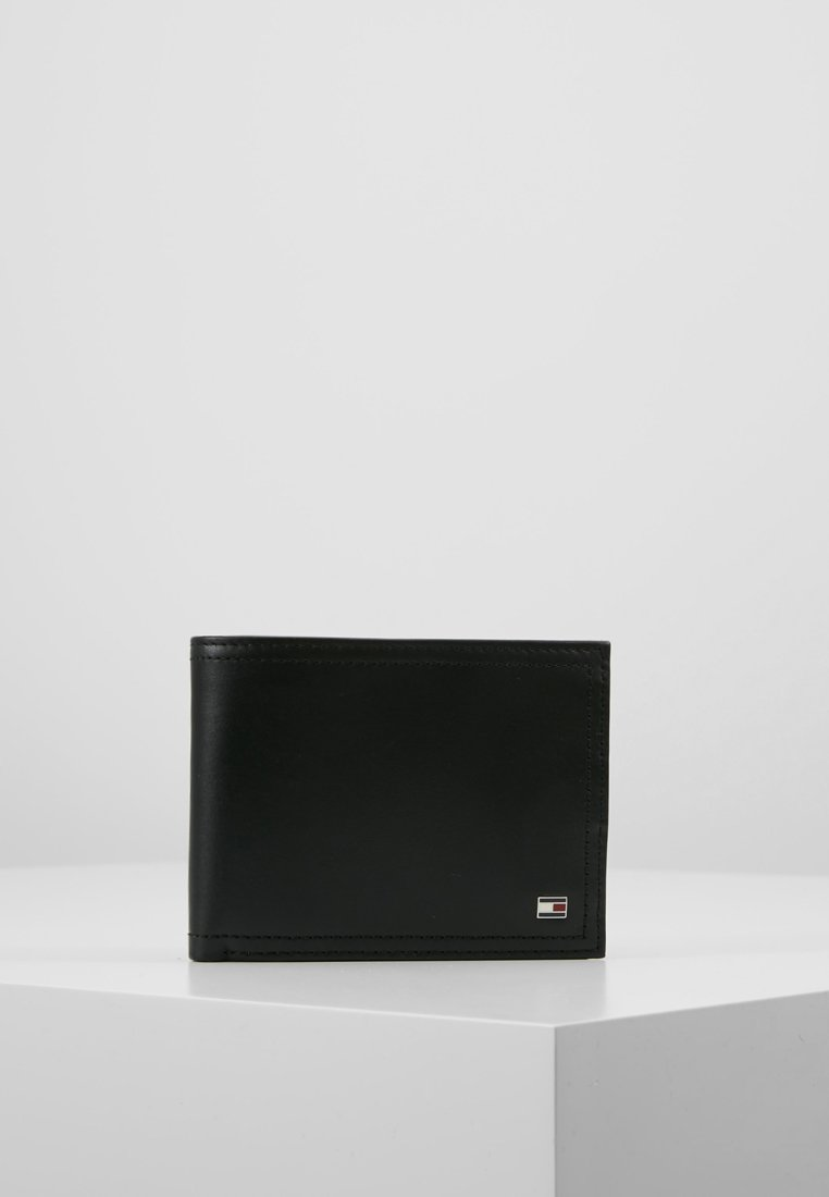 Tommy Hilfiger - HARRY FLAP AND COIN POCKET - Wallet - black