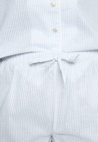 Anna Field - Pyjama set - blue/white - 4