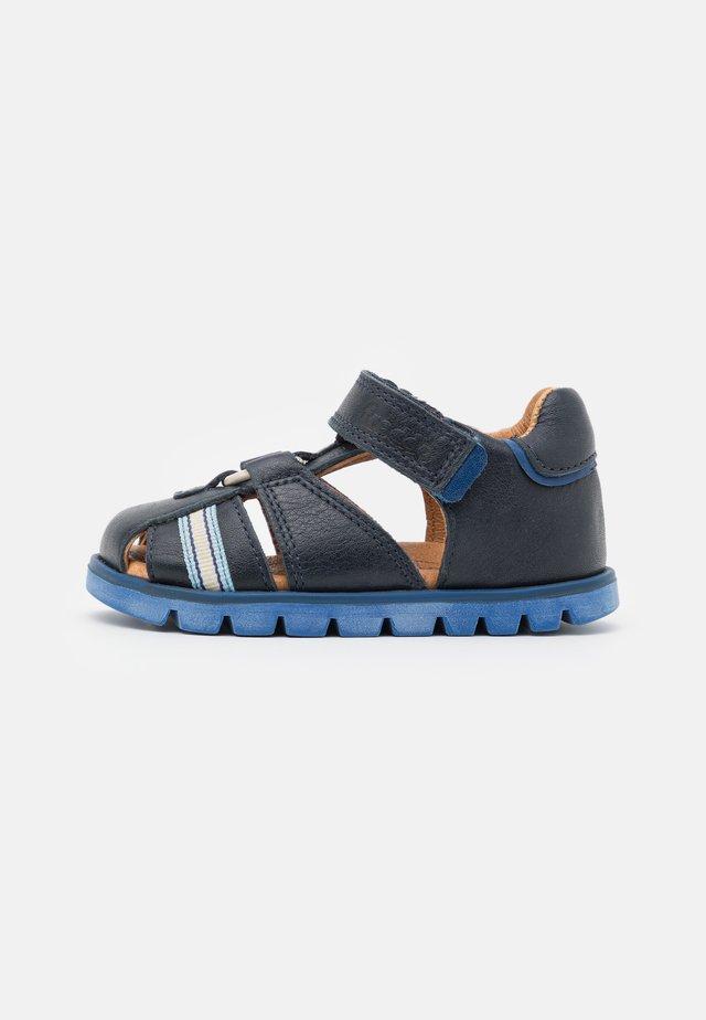 KEKO - Sandaalit nilkkaremmillä - dark blue