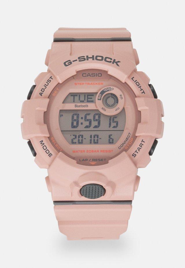 Digital watch - pink