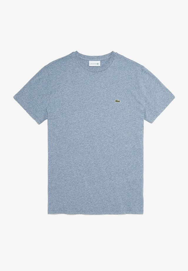 TH6709 - T-shirt basique - bleu chine