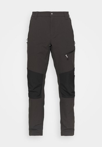 QUESTRA III - Outdoorové kalhoty - ash/black