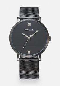 Guess - SUPERNOVA UNISEX - Hodinky - black - 0