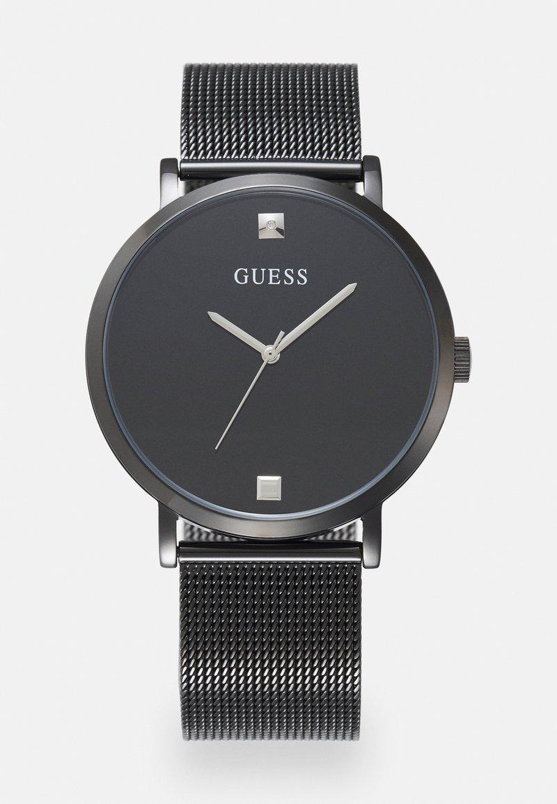Guess - SUPERNOVA UNISEX - Hodinky - black