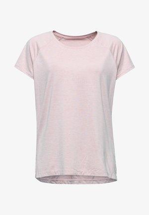 MIT E-DRY - Sports shirt - light pink