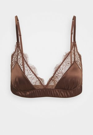 LOVE LACE - Bustier - swiss chocolate