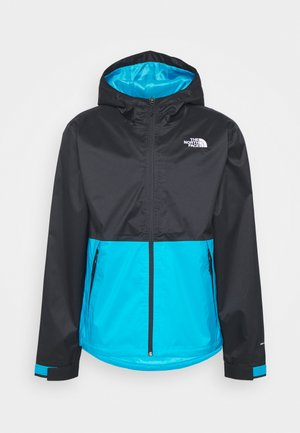 Outdoorová bunda - blue/black